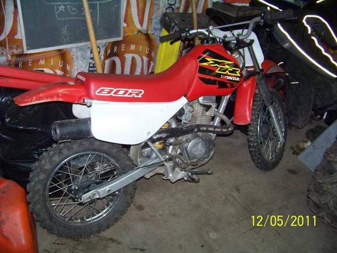 2000 Honda XR