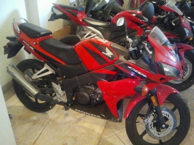 2008 Honda CBR For $2,000.00 OBO