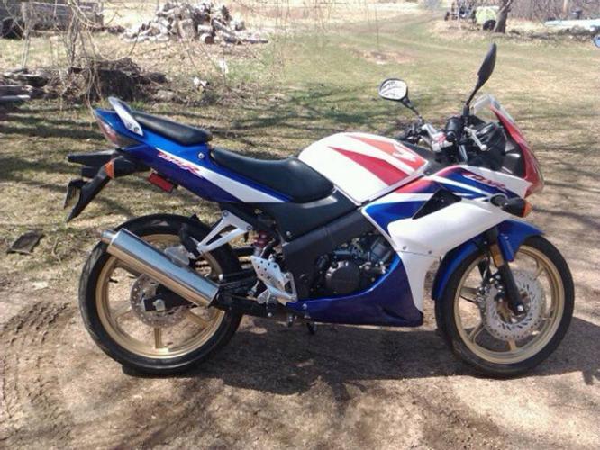 2009 Honda CBR Special Edition....Make an Offer
