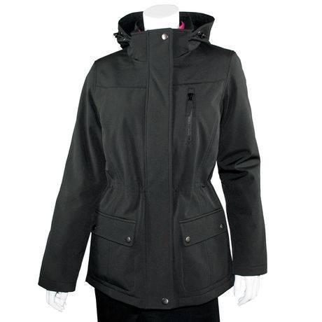 3-in-1 System Softshell Ladies Jacket