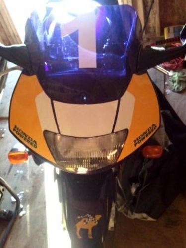 98 Honda CBR Smokin Joe