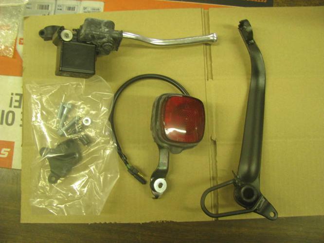 Brake light kit TRX300EX ( New )