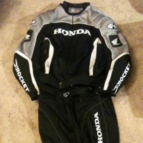 Honda Joe Rocket Textile Suit XL
