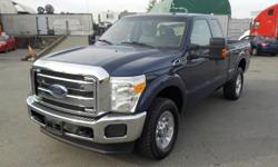 Make Ford Model F-250 SD Year 2013 Colour Blue kms 171911 Trans Automatic Stock #: BC0030475 VIN: 1FT7X2B63DEB66139 2013 Ford F-250 SD XLT SuperCab 6.5ft Box 4WD, 6.2L, 8 cylinder, 4 door, automatic, 4WD, 4-Wheel ABS, cruise control, air conditioning,