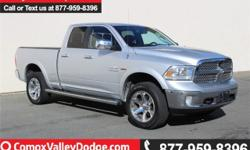 Make Dodge Model 1500 Year 2013 Colour Silver kms 107562 Trans Automatic This quad cab is equipped with Bluetooth/NAV/back up camera/power sunroof/4x4/keyless entry/remote start/ heated/ventilated leather trimmed bucket seats/heated steering