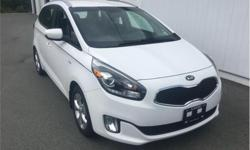 Make Kia Model Rondo Year 2014 Colour White kms 41692 Trans Automatic Price: $17,888 Stock Number: 17277A VIN: KNAHT8A31E7066747 Engine: 164HP 2.0L 4 Cylinder Engine Fuel: Gasoline Low Mileage, AM / FM / CD Player, Sirius XM Satellite Ready, Air, Tilt,
