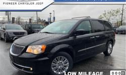 Make Chrysler Model Town & Country Year 2015 Colour Brilliant Black Crystal Pearlcoat kms 61137 Trans Automatic Price: $23,587 Stock Number: 194676A VIN: 2C4RC1JG4FR720402 Interior Colour: Black & Light Greystone Fuel: Gasoline Leather Seats, Bluetooth,