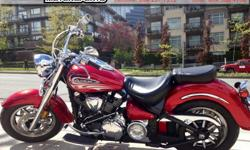 2015 Yamaha Roadstar S Cruiser NEW * SALE!!! * $11799 Save $2200 on this outstanding cruiser. Unparalleled comfort with lots of low-rpm torque to get you going quickly. Lots of chrome that plays off the dark red metallic paint scheme. Current rebates
