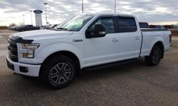 Make Ford Year 2016 Colour White Trans Automatic kms 115235 5.0L V8 4X4, 5 passenger black leather interior, Power heated cooling front seats, Driver's memory setting, Power heated telescopic folding mirrors, Tonneau cover, Window visors, Bug deflector,