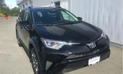 Make Toyota Model RAV4 Year 2016 Colour Black kms 59584 Trans Automatic Price: $25,888 Stock Number: 18092A VIN: 2T3BFREV6GW493592 Engine: 176HP 2.5L 4 Cylinder Engine Fuel: Gasoline Certified, AM / FM / CD Player, Air, Tilt, Cruise, Power Windows! Taxes,