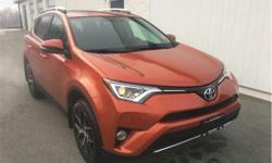 Make Toyota Model RAV4 Year 2016 Colour Hot Lava kms 51002 Trans Automatic Price: $26,995 Stock Number: 18419A VIN: 2T3WFREV7GW294844 Interior Colour: Black Engine: 176HP 2.5L 4 Cylinder Engine Fuel: Gasoline Certified, Heated Front Seats, Driver's Power