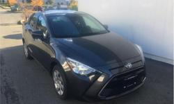 Make Toyota Model Yaris Year 2016 Colour Grey kms 32758 Trans Automatic Price: $16,888 Stock Number: 18422A VIN: 3MYDLBYV0GY100363 Engine: 106HP 1.5L 4 Cylinder Engine Fuel: Gasoline One Owner, Trade-in, Non-smoker, Ex-lease, Local, Air, Tilt, Cruise,