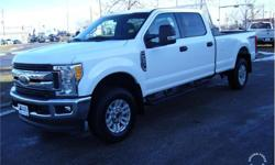 Make Ford Model F-350 Super Duty Year 2017 Colour White kms 34747 Trans Automatic Price: $46,999 Stock Number: 138173 VIN: 1FT8W3B67HEC87453 Interior Colour: Grey Cylinders: 8 - Cyl Fuel: Gasoline This 2017 Ford F-350 Super Duty XLT Crew Cab 6 Passenger