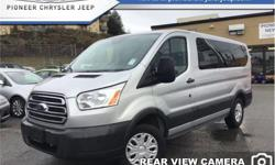 Make Ford Model Transit Wagon Year 2017 Colour Grey kms 34393 Trans Automatic Price: $31,888 Stock Number: AT8824 VIN: 1FMZK1YM2HKA78824 Engine: 275HP 3.7L V6 Cylinder Engine Fuel: Gasoline Check out our large selection of pre-owned vehicles today!