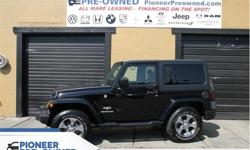 Make Jeep Model Wrangler Year 2017 Colour Black kms 27747 Trans Automatic Price: $38,458 Stock Number: HA1666A VIN: 1C4AJWBG4HL670014 Engine: 285HP 3.6L V6 Cylinder Engine Fuel: Gasoline Low Mileage, Bluetooth, Air Conditioning, Aluminum Wheels, Power