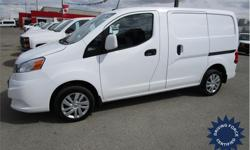 Make Nissan Model Nv200 Year 2017 Colour White kms 18766 Trans Automatic Price: $21,495 Stock Number: 144537 VIN: 3N6CM0KN0HK719339 Interior Colour: Grey Cylinders: 4 - Cyl Fuel: Gasoline This Nissan NV200 SV Commercial Compact Mini Cargo Van is loaded