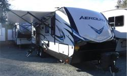 Price: $37,980 Stock Number: 18N0050 VIN: 4YDT25726JP910883 Interior Colour: Nightscape When you are seeking sleeping space for 8, and wanting an outdoor kitchen on your next travel trailer then stop searching!  This Dutchmen Aerolite model 2573BH