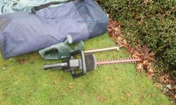 2 free hedge trimmers email for details Posted with Used.ca app