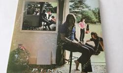 "PINK Floyd ""UMMAGUMMA""...Double Album...Canadian Release by Harvest...Gatefold STBB-388...Album is in Good Condition $25...Pink Floyd ""Meddle""..Good Condition...Canadian Release by Harvest...Gatefold SMAS-832...$20....Have Other Pink Floyd Albums For Sale"