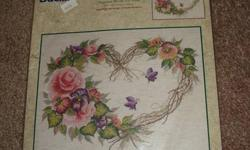 Hello,   I am selling a number of floral type cross-stitch patterns.  There are a number to choose from.  Message me or call me at 403-510-7331 if you have any questions on a particular pattern.  If you are interested in a specific pattern please message