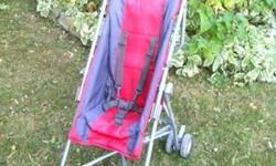 transcona near regent av / owen st. Folding stroller good for toddler size child.