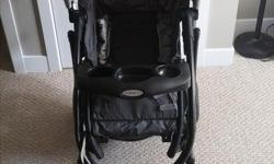 I am selling a Graco brand stroller. The stroller is a few years old but is still in excellent working condition. Toys R Us currently sells a very similar model for 329.00. $150 or best offer