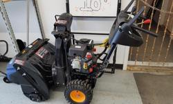 "Poulan Pro 24"" 208CC Like New Condition Available for viewing at Absolute Cash, located at 2916 Dewdney Avenue"