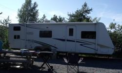 30ft camper sleeps 9 kitchen and sofa slide, rear bunks front queen great shape a must see ph 867-766-2644 or 867-445-5731 16000.00 obo