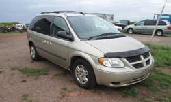 Make Dodge Model Caravan Year 2007 Colour silver gray kms 192000 Trans Automatic FOR sale 2007 dodge caravan good cond 1923000k on rust new inspection we will take a old clunker on trade we allow 200.00 bucks for old clunkers for more info ph 902 887 2398