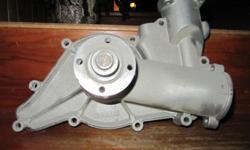 Water pump to fit 1999-2003 ford F250 or F350 diesel engine. New condition, never used. Gasket included. $100 obo. Please call if interested 250-797-2212 Thanks