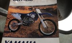 by clymer for 1998-2002 Yz/Wr